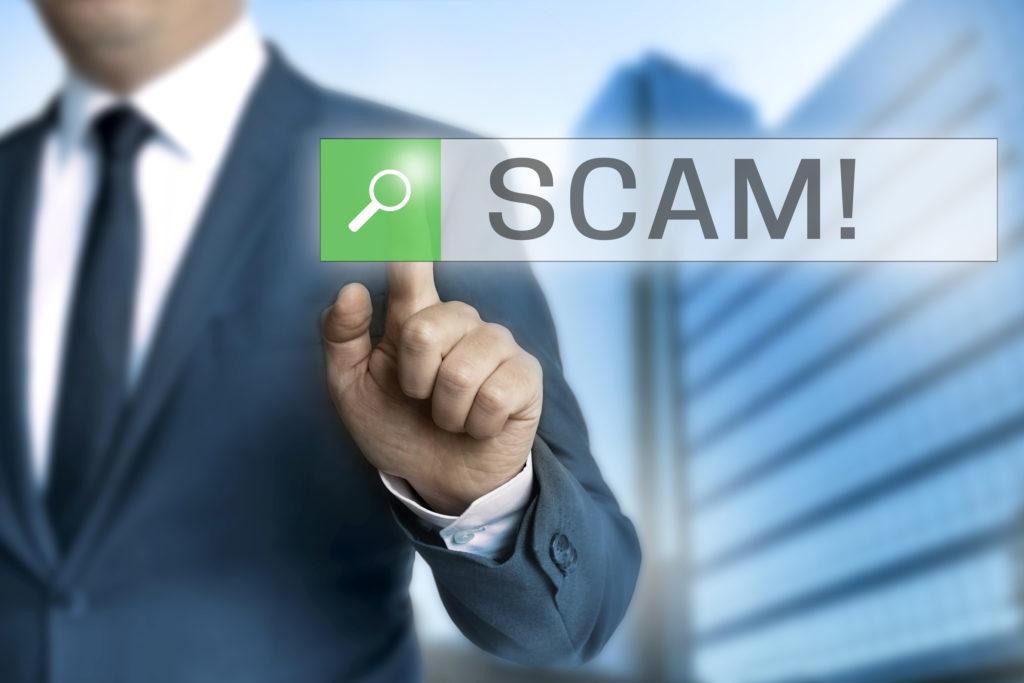 identify a job scam
